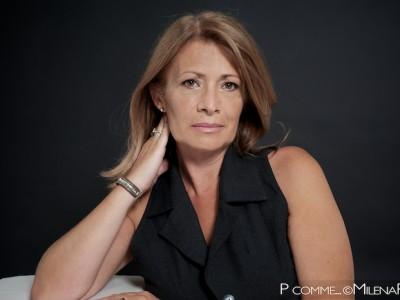 Séance photo Glamour - La femme et la beauté de l'âge mûr