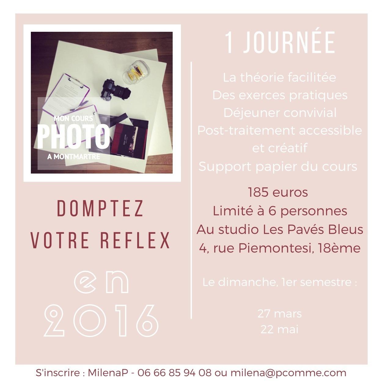 cours photo, pour amateur, Paris 18, 75018, photographe professionnel, cours, apprendre la photo, reflex numérique,