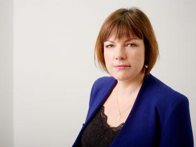 Portrait corporate - Gaëlle Derail