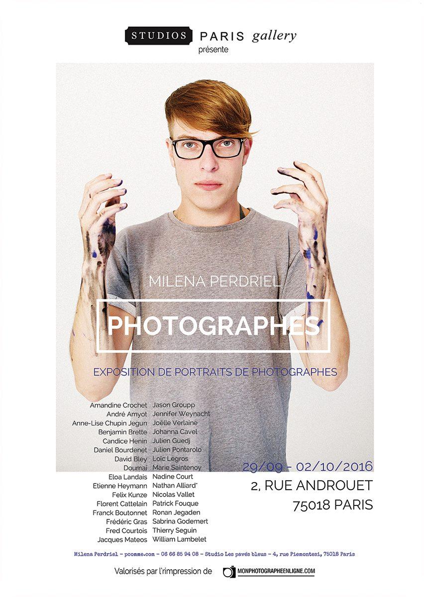 portrait créatif, portrait éditorial, portrait de photographe, portrait original, être soi, personnalité, Paris, exposition, portrait oeuvre d'art
