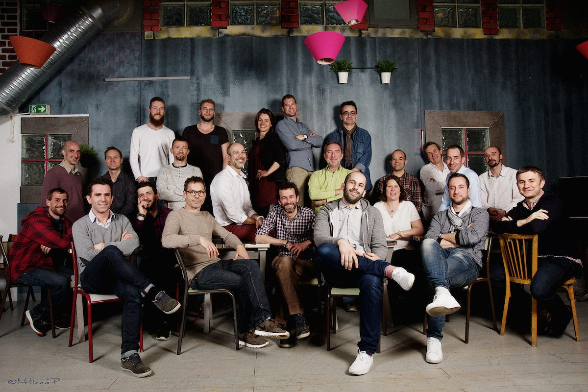 portrait corporate, portrait d'équipe, collaborateurs, Les Jules, start up, photographe, portrait paris