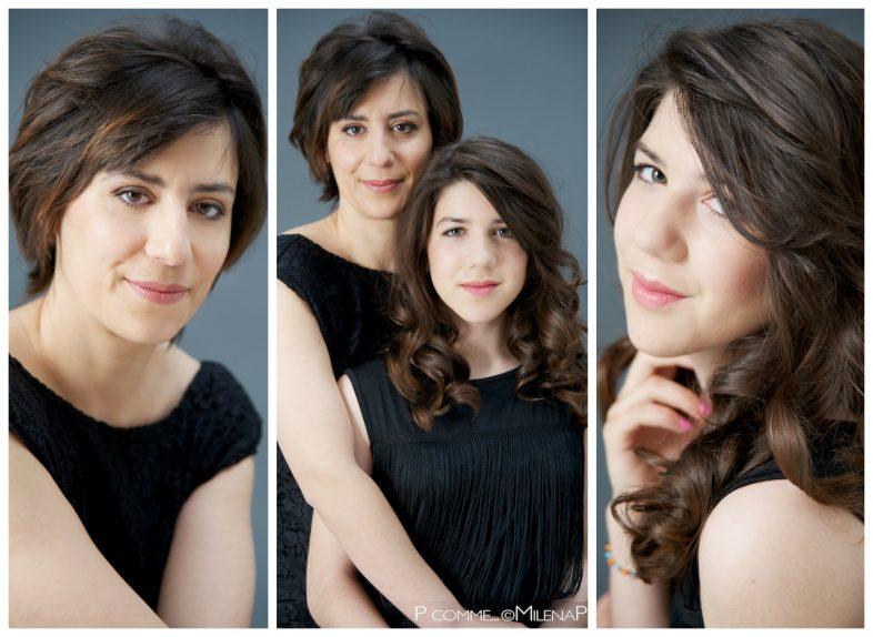 Portrait de femme, ©MilenaP - pomme.com, portrait, glamour, beauté, photographe, pro, professionnel, seance photo, cadeau, surprise, fete des mères, fille, famille, mère, maman