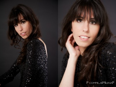 portrait-glamour, paris, photographe, femme, féminité, beauté, studio, séance photo