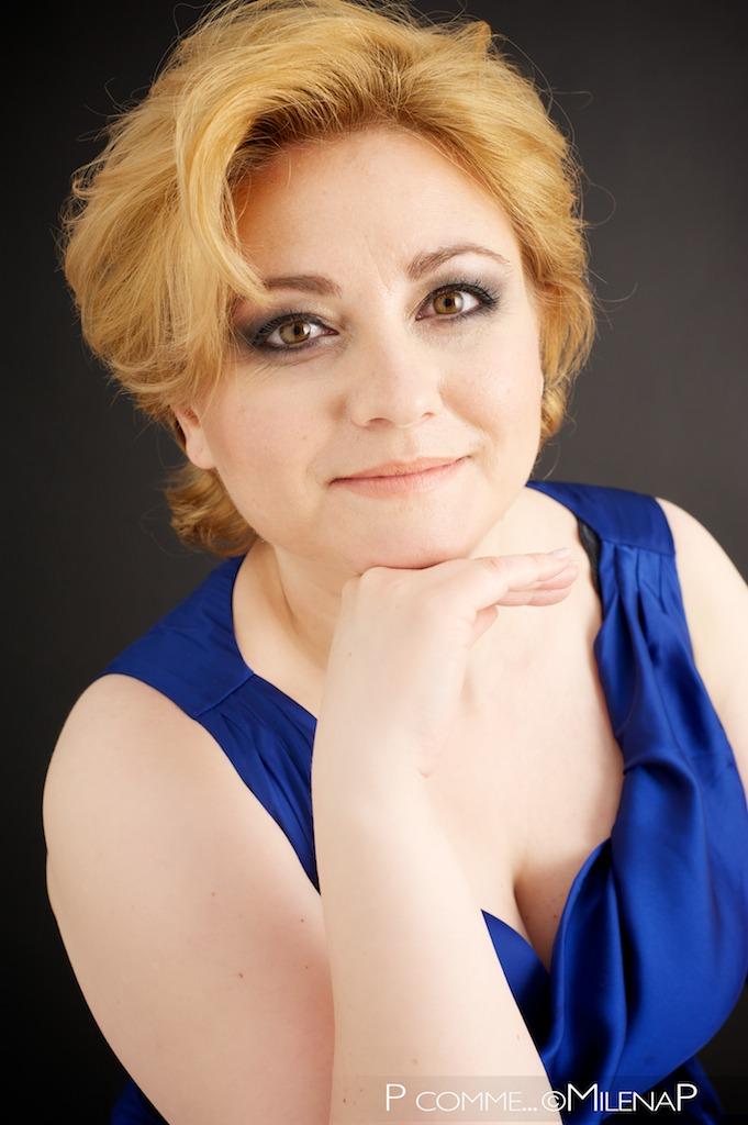 Portrait de femme, ©MilenaP - pomme.com