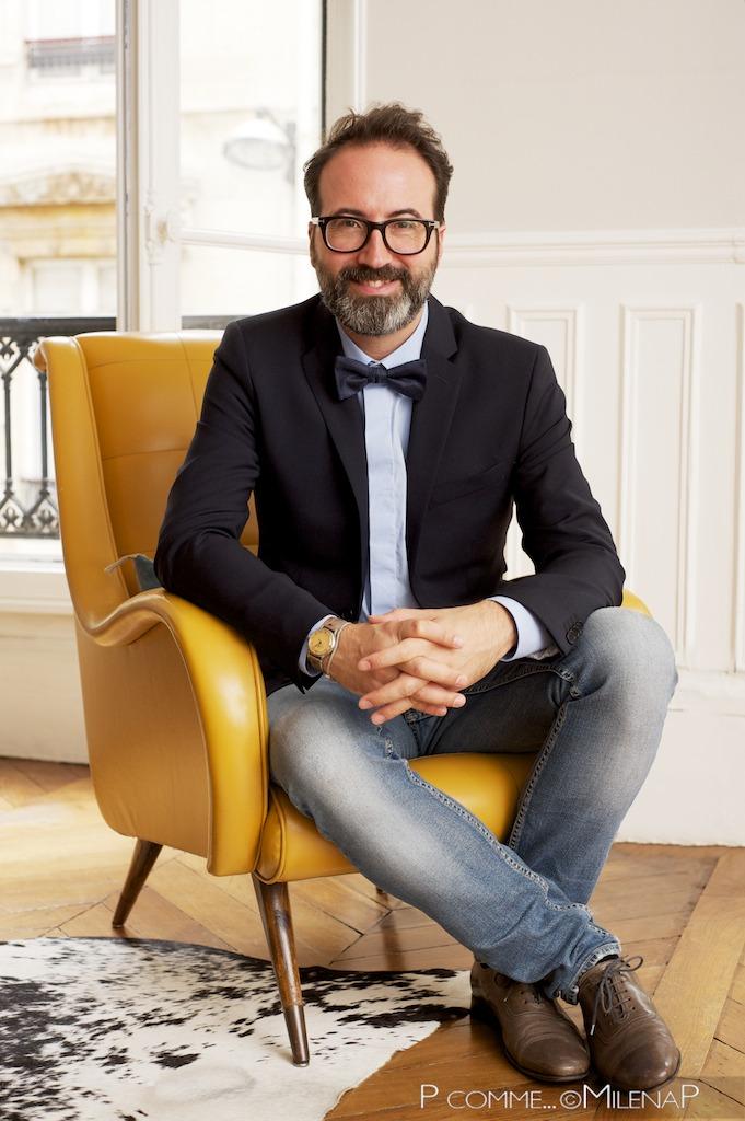 photographe, portrait, Paris, business, portraitiste, Milena Perdriel, Fabien Dedieu, créateur