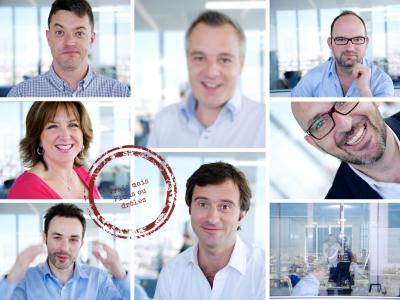 Portraits d'équipe - Iko Sistem