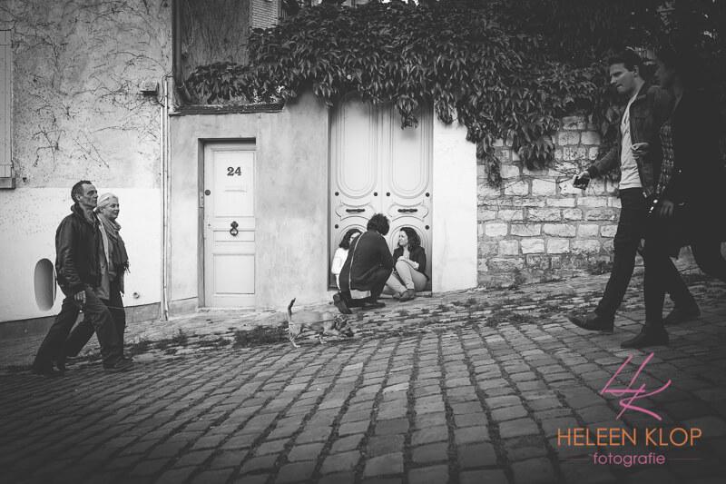 seance photo, famille, paris, montmartre, souvenirs, héritage, belle expérience en famille, portrait, portraits de famille, famille monoparentale, photographe, MilenaP, Heleen Klop