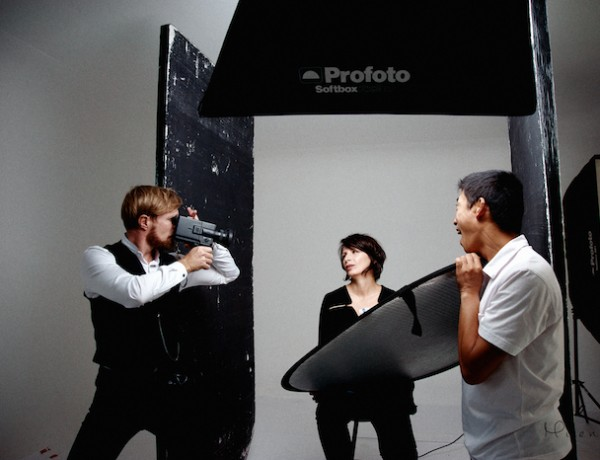 portrait corporate, seance photo en studio, Paris, 18, portrait professionnel, réseaux pro, profil LinkedIn