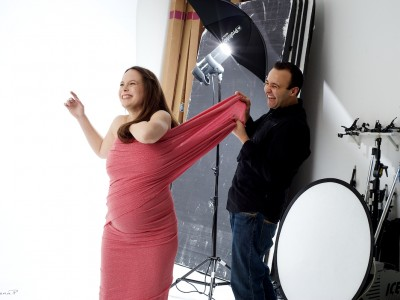 Portraits en studio - couple, famille, solo