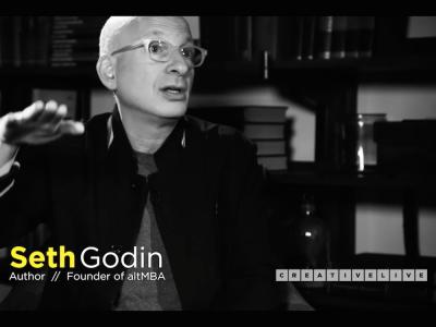 Ce que j'ai appris - Seth Godin chez Chase Jarvis