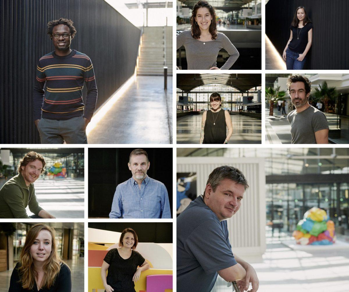 brand content, photographe, Station F, la french tech, start up Parisienne, contenu visuel, portrait