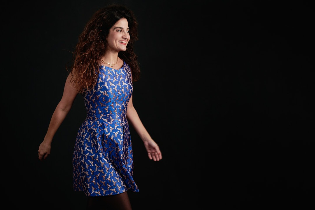 femme portrait entrepreneur, énergie, personal branding