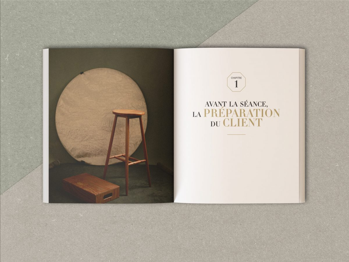 Portrait corporate : Ma séance photo Chapitre 1